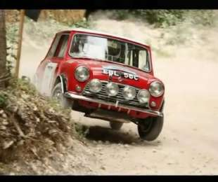 Mini Cooper S - 1964, Monte Carlo Rally Winner No.37